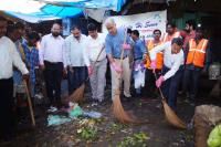Massive Cleanliness drive launched under Swachhta Hi Sewa campaign