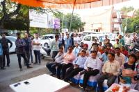 Awareness program regarding Swachh Bharat Abhiyan.