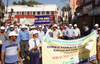 JMC organizes Rally in collaboration with Director, School Education, Jammu  under Swachhata Hi Seva Campaign